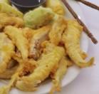 Stintų tempura