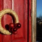 Kalėdinių vainikų idėjos