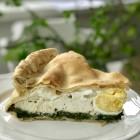 """Itališkas velykinis pyragas """"Torta Pasqualina"""""""