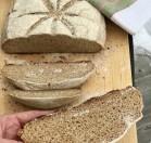 Speltų ir rugių duona